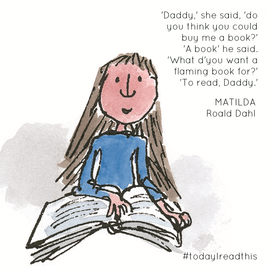 book review on matilda roald dahl About the author roald dahl was a widely read children's author, poet and screenwriter he was born in 1916 in wales he narrated his experiences at boarding school in his autobiography.