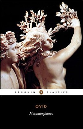 METAMORPHOSES, by Ovid